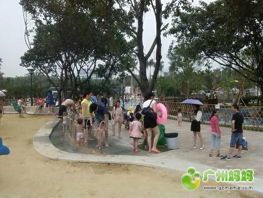 【夏日水游记】海珠区儿童公园
