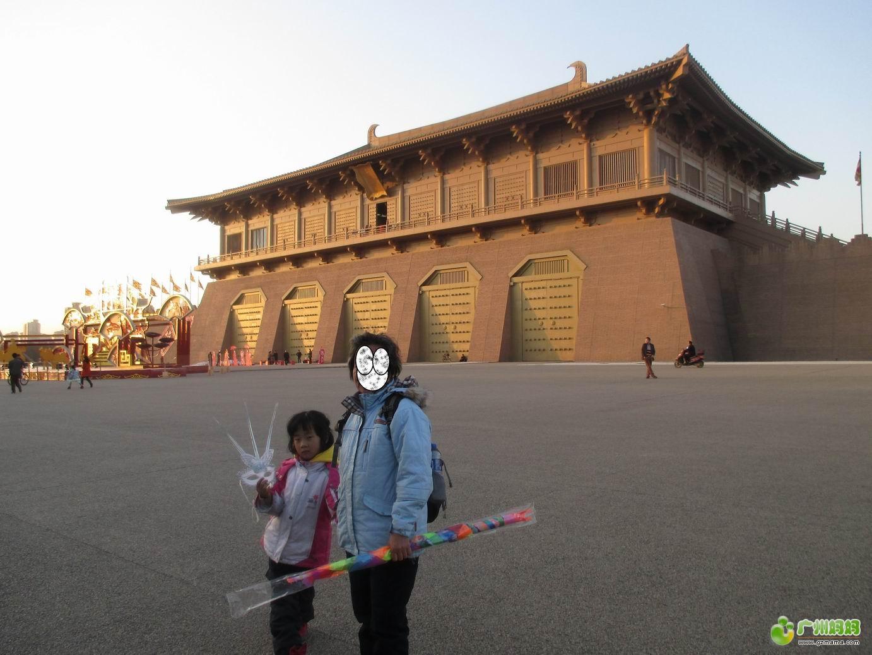 西安大明宫钢结构工程